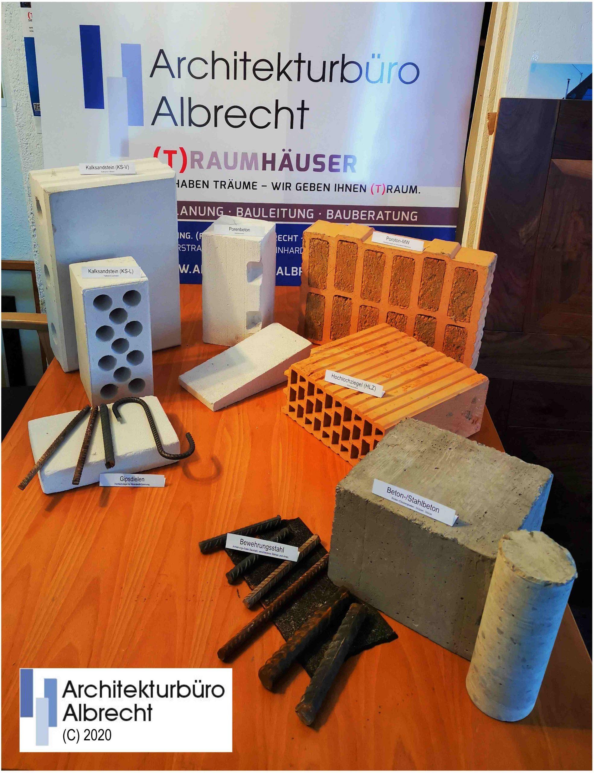 Architekturbüro Albrecht - 74535 Mainhardt - Schwäbisch Hall